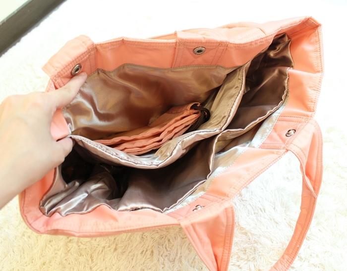 日本Macaronic Style 3way包 媽媽包-What is in my bag-包包裡有什麼-產檢包-媽媽手冊-鋼鐵線IronWire (30)