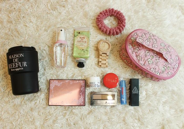 日本Macaronic Style 3way包 媽媽包-What is in my bag-包包裡有什麼-產檢包-媽媽手冊-鋼鐵線IronWire (40)