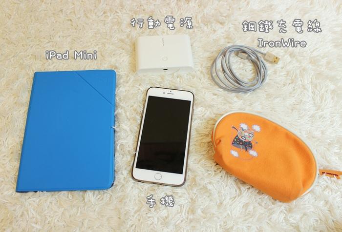 日本Macaronic Style 3way包 媽媽包-What is in my bag-包包裡有什麼-產檢包-媽媽手冊-鋼鐵線IronWire (38)