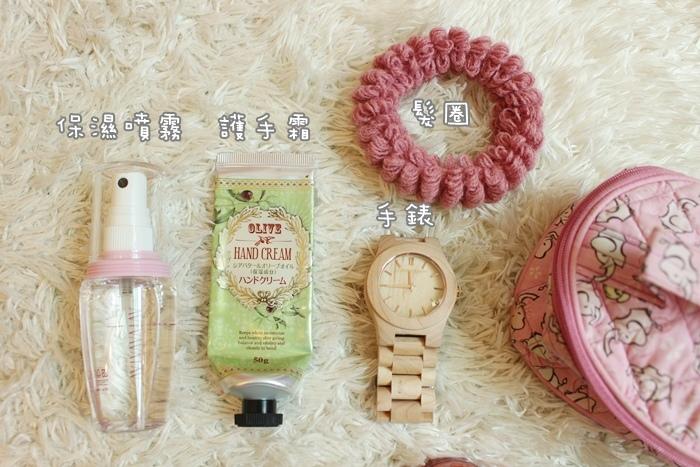 日本Macaronic Style 3way包 媽媽包-What is in my bag-包包裡有什麼-產檢包-媽媽手冊-鋼鐵線IronWire (42)