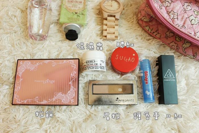 日本Macaronic Style 3way包 媽媽包-What is in my bag-包包裡有什麼-產檢包-媽媽手冊-鋼鐵線IronWire (43)