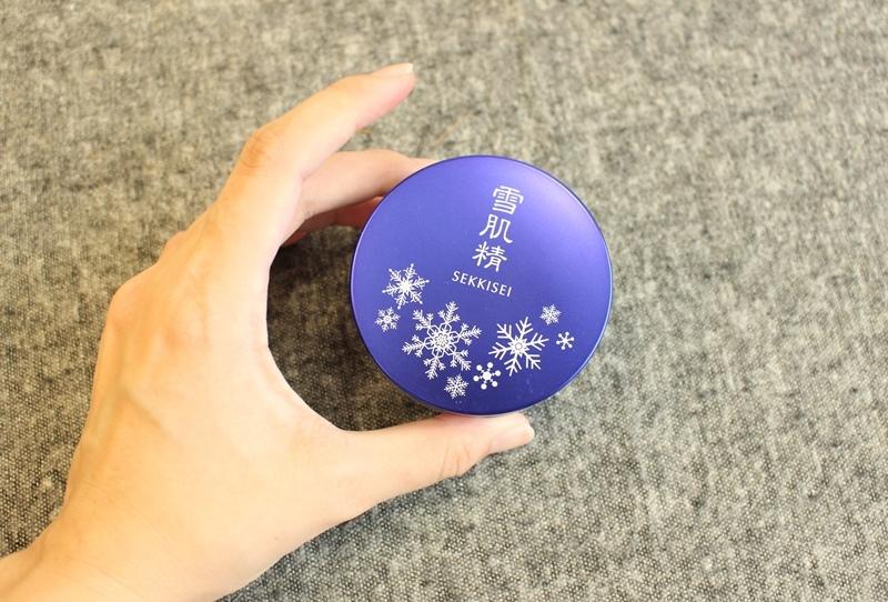 日本藥妝戰利品-雪肌精蜜粉 (4)