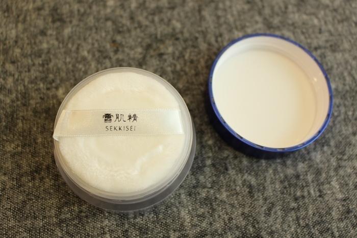 日本藥妝戰利品-雪肌精蜜粉 (5)