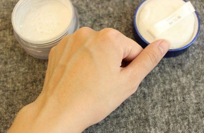 日本藥妝戰利品-粉雪-雪肌精蜜粉 (1)
