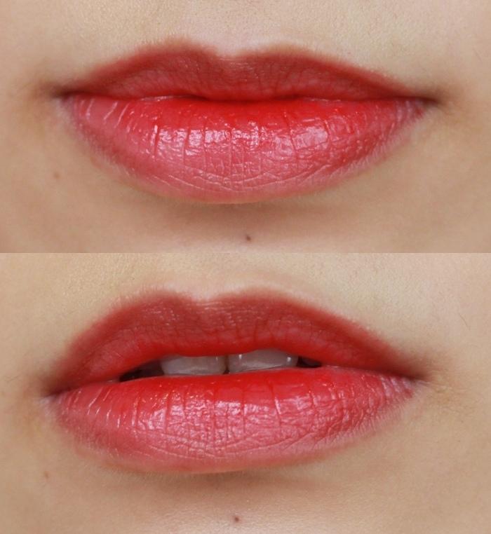 資生堂shiseido-雙色口紅雙色唇膏-水原希子代言-心機星魅雙色唇膏-maquillage 心機彩妝10周年 (9911)