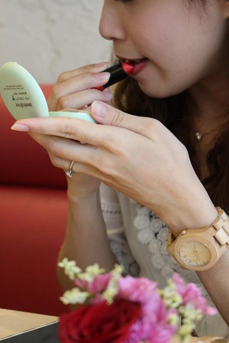資生堂shiseido-雙色口紅雙色唇膏-水原希子代言-心機星魅雙色唇膏-maquillage 心機彩妝10周年 (111)