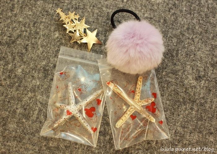大創好物-Disney迪士尼Micky Minnie米奇米妮系列-小熊維尼-可愛印花夾鏈袋-小分裝袋-禮物袋 (27)
