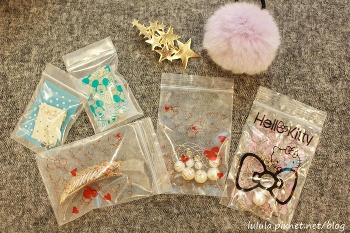 大創好物-Disney迪士尼Micky Minnie米奇米妮系列-小熊維尼-可愛印花夾鏈袋-小分裝袋-禮物袋 (28)