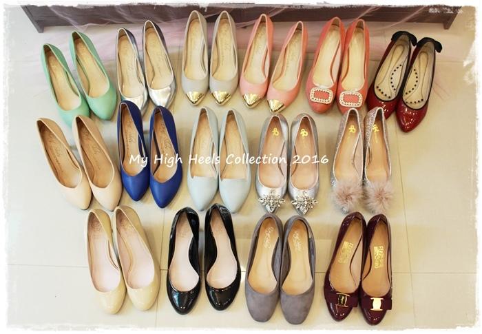 孕婦日記-跟高跟鞋說掰掰-鞋櫃裡的15雙高跟鞋收藏-D+af-Ferragamo-Vince Camuto-Red Velvet 紅絲絨婚鞋-Bo Derek-Diana (2)