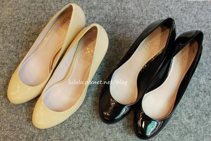 孕婦日記-跟高跟鞋說掰掰-鞋櫃裡的15雙高跟鞋收藏-D+af-Ferragamo-Vince Camuto-Red Velvet 紅絲絨婚鞋-Bo Derek-Diana (8)