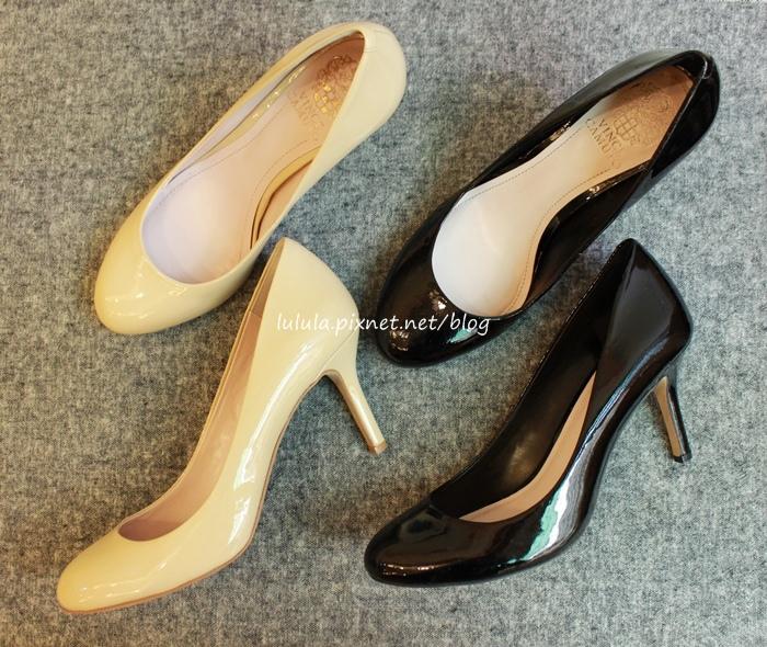 孕婦日記-跟高跟鞋說掰掰-鞋櫃裡的15雙高跟鞋收藏-D+af-Ferragamo-Vince Camuto-Red Velvet 紅絲絨婚鞋-Bo Derek-Diana (9)