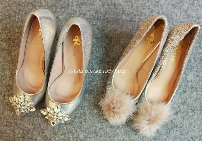孕婦日記-跟高跟鞋說掰掰-鞋櫃裡的15雙高跟鞋收藏-D+af-Ferragamo-Vince Camuto-Red Velvet 紅絲絨婚鞋-Bo Derek-Diana (10)