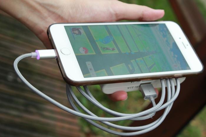 IronWire iphone充電線-永不損壞的鋼鐵線充電線-Apple iphone5 6 plus 6s適用 (15)