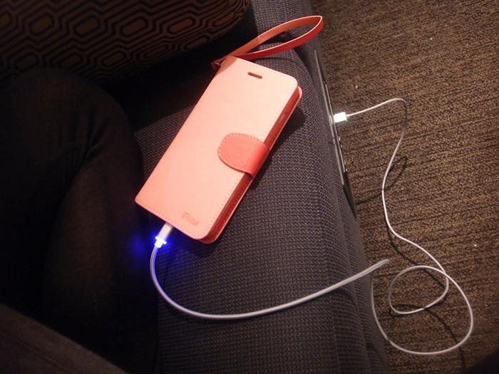 IronWire iphone充電線-永不損壞的鋼鐵線充電線-Apple iphone5 6 plus 6s適用 (1)