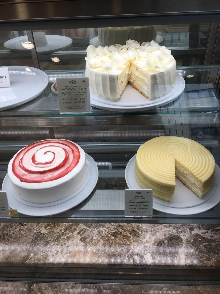 HARBS蛋糕甜點午間套餐義大利麵超划算 水果千層蛋糕 日本東京-銀座Hikarie百貨4樓 (87)