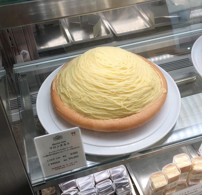 HARBS蛋糕甜點午間套餐義大利麵超划算 水果千層蛋糕 日本東京-銀座Hikarie百貨4樓 (79)