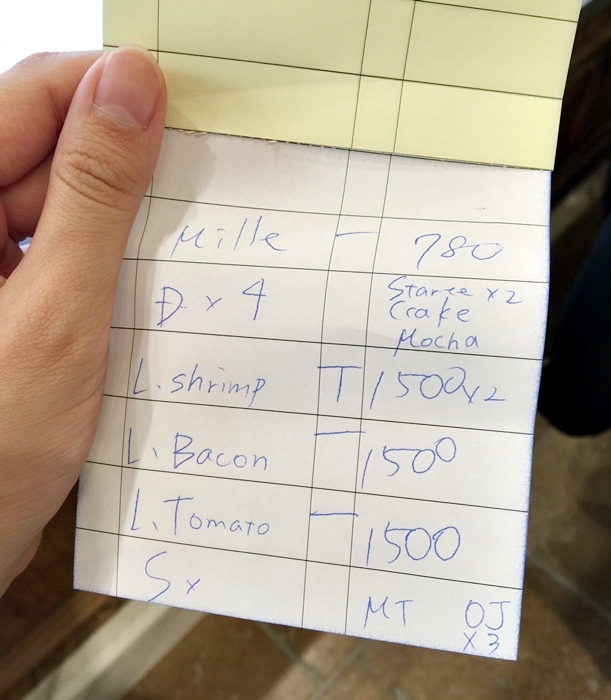 HARBS蛋糕甜點午間套餐義大利麵超划算 水果千層蛋糕 日本東京-銀座Hikarie百貨4樓 (75)