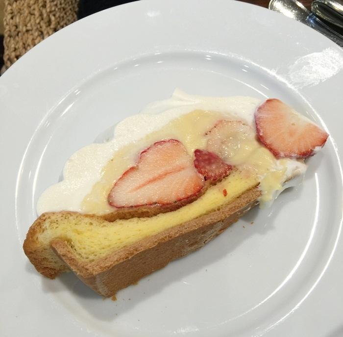 HARBS蛋糕甜點午間套餐義大利麵超划算 水果千層蛋糕 日本東京-銀座Hikarie百貨4樓 (104)