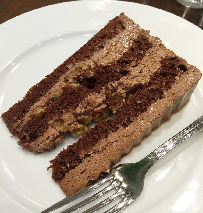 HARBS蛋糕甜點午間套餐義大利麵超划算 水果千層蛋糕 日本東京-銀座Hikarie百貨4樓 (101)