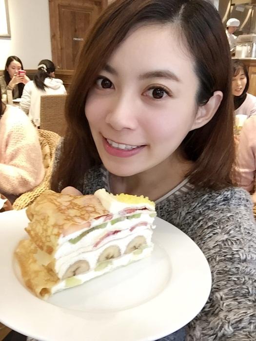 HARBS蛋糕甜點午間套餐義大利麵超划算 水果千層蛋糕 日本東京-銀座Hikarie百貨4樓 (74)