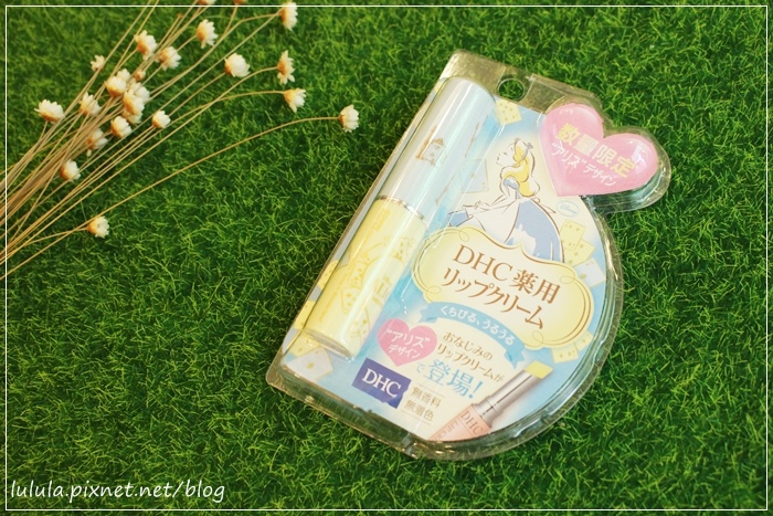DHC純欖護唇膏-愛麗絲夢遊仙境日本限定版-Alice in Wonderland (4)