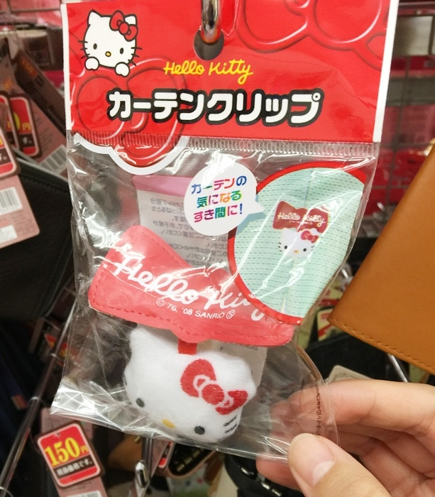 Daiso大創好物-日本東京原宿竹下通大創百貨-Hello kitty產品 (9)