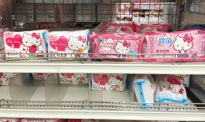 Daiso大創好物-日本東京原宿竹下通大創百貨-Hello kitty產品 (3)