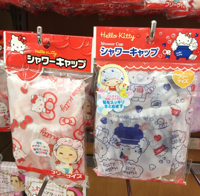 Daiso大創好物-日本東京原宿竹下通大創百貨-Hello kitty產品 (7)