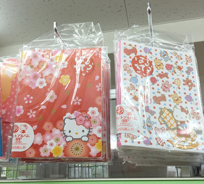 Daiso大創好物-日本東京原宿竹下通大創百貨-Hello kitty產品 (19)