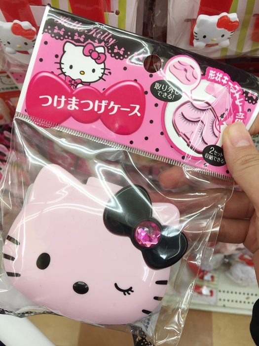 Daiso大創好物-日本東京原宿竹下通大創百貨-Hello kitty產品 (32)