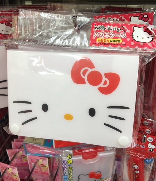 Daiso大創好物-日本東京原宿竹下通大創百貨-Hello kitty產品 (42)