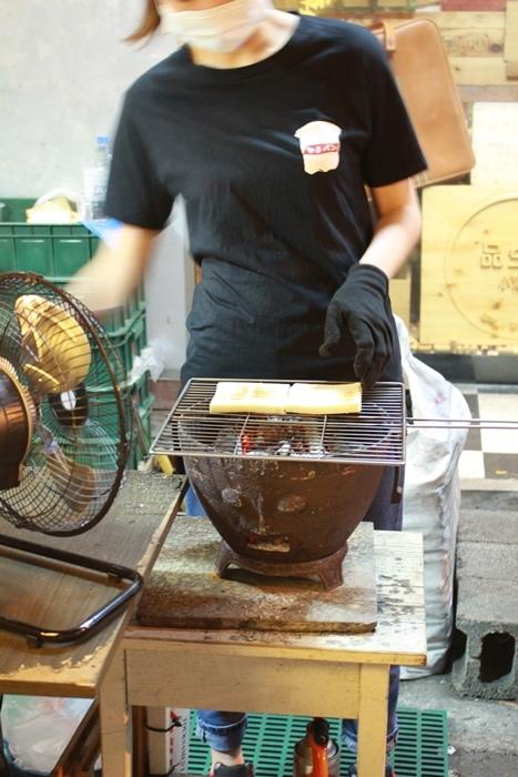台南美食台南小吃-夯胖-碳烤土司-宵夜-台南中西區海安路-日式炭烤吐司 (11)