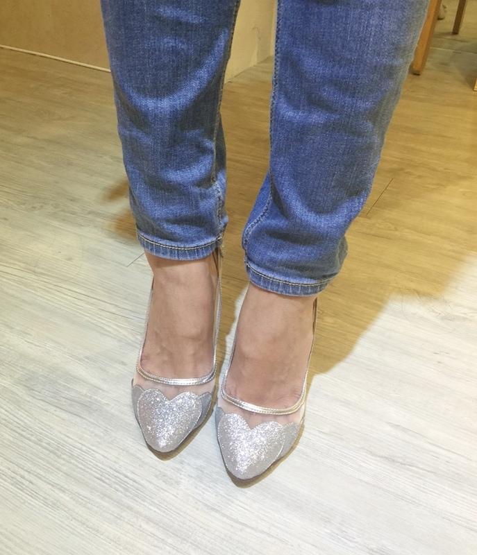 wedding shoes 婚鞋-訂婚鞋-設計師款-red velvet-華麗寶石平底鞋-低跟鞋 (3)