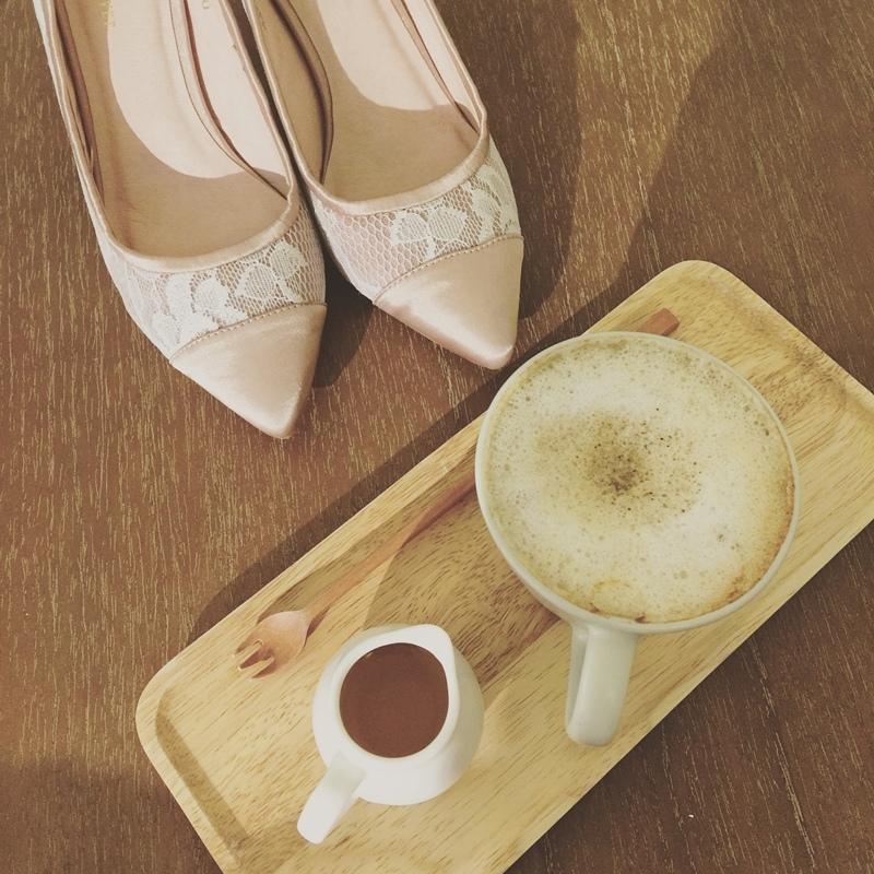 wedding shoes 婚鞋-訂婚鞋-設計師款-red velvet-華麗寶石平底鞋-低跟鞋 (23)
