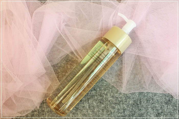 Covermark 極淨修護卸妝油treatment cleasing oil (4)