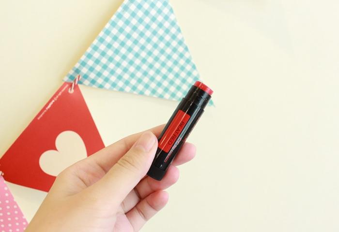 日本東京藥妝戰利品-凱婷KATE CC Lip Cream多機能潤彩唇膏-#01 beat red驚爆紅-潤色護唇膏-口紅護唇膏-日本藥妝店 (49)