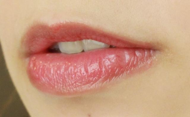 日本東京藥妝戰利品-凱婷KATE CC Lip Cream多機能潤彩唇膏-#01 beat red驚爆紅-潤色護唇膏-口紅護唇膏-日本藥妝店 (45)