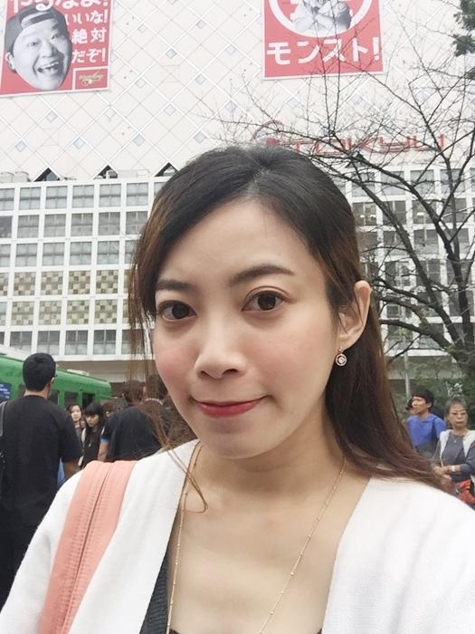 Mrs Yue 夾式耳環-垂墜式耳環-不過敏耳環-氣質施華洛世奇鑽耳環 (51)
