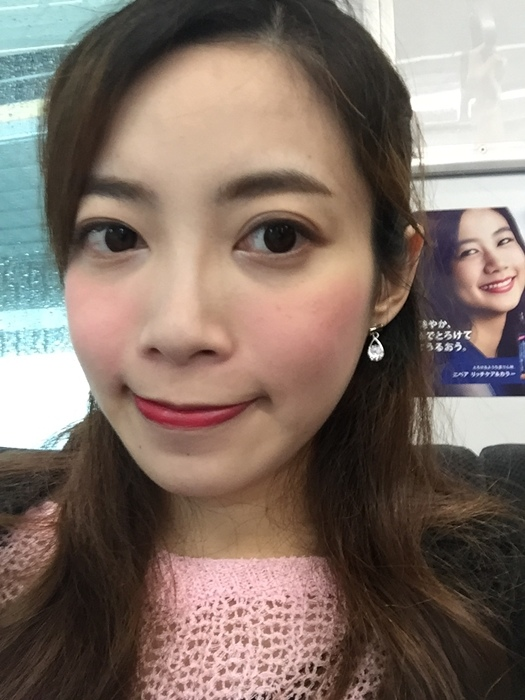 Mrs Yue 夾式耳環-垂墜式耳環-不過敏耳環-氣質施華洛世奇鑽耳環 (42)