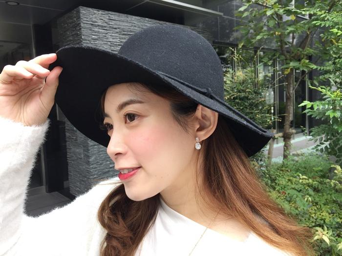 Mrs Yue 夾式耳環-垂墜式耳環-不過敏耳環-氣質施華洛世奇鑽耳環 (54)