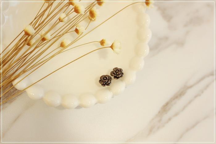 Mrs Yue 夾式耳環-垂墜式耳環-不過敏耳環-氣質施華洛世奇鑽耳環 (66)
