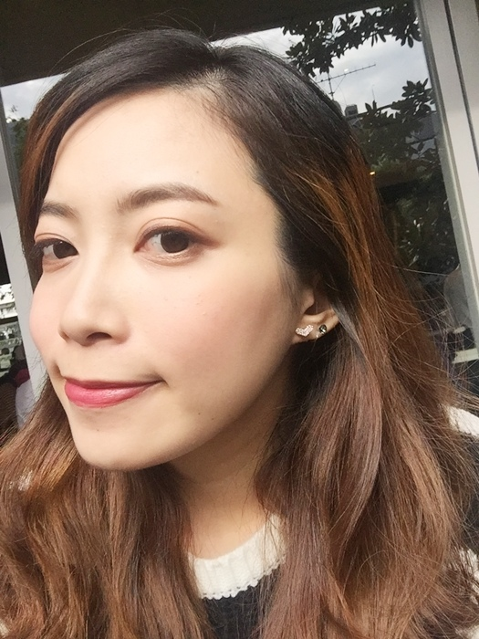 Mrs Yue 夾式耳環-垂墜式耳環-不過敏耳環-氣質施華洛世奇鑽耳環 (40)