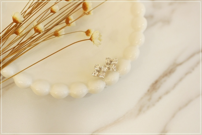 Mrs Yue 夾式耳環-垂墜式耳環-不過敏耳環-氣質施華洛世奇鑽耳環 (68)