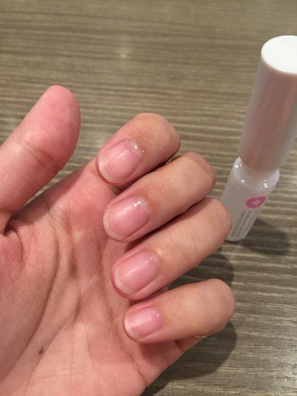 日本藥妝失心瘋-OS DRUG-松本清藥妝店戰利品-Dr.nail指緣油-指甲修護精華 (7)