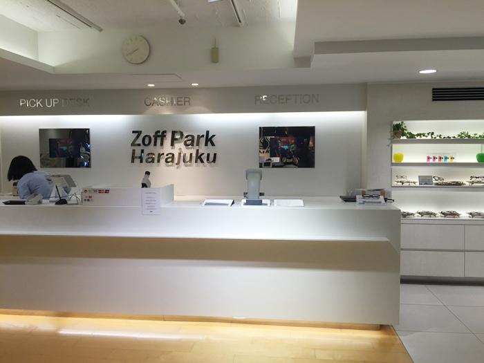 日本Zoff配眼鏡去-東京原宿店-Disney迪士尼米奇米妮聯名款-超可愛迪士尼眼鏡布 (7)