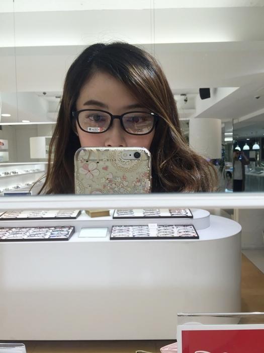 日本Zoff配眼鏡去-東京原宿店-Disney迪士尼米奇米妮聯名款-超可愛迪士尼眼鏡布 (24)