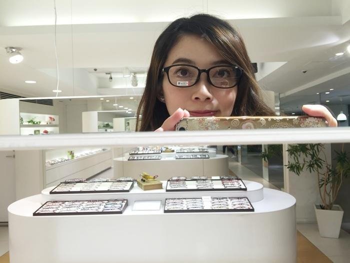 日本Zoff配眼鏡去-東京原宿店-Disney迪士尼米奇米妮聯名款-超可愛迪士尼眼鏡布 (25)