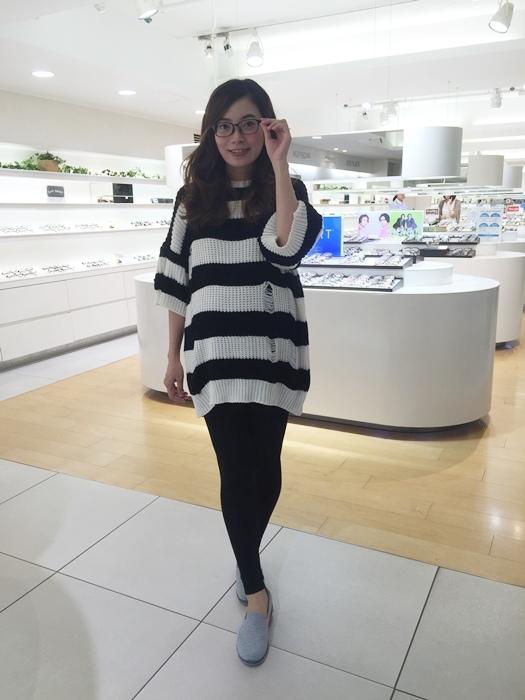 日本Zoff配眼鏡去-東京原宿店-Disney迪士尼米奇米妮聯名款-超可愛迪士尼眼鏡布 (18)