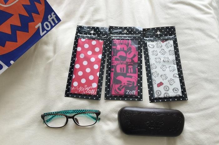 日本Zoff配眼鏡去-東京原宿店-Disney迪士尼米奇米妮聯名款-超可愛迪士尼眼鏡布 (30)