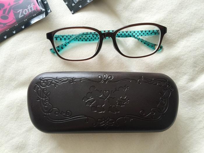 日本Zoff配眼鏡去-東京原宿店-Disney迪士尼米奇米妮聯名款-超可愛迪士尼眼鏡布 (32)